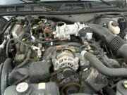 Motor Engine 4.6l Vin W 8th Digit Gasoline Fits 07-08 Lincoln And Town Car 2094617