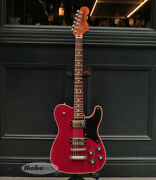 Fender Made In Japan Troublemaker Telecaster Crimson Red With Soft Case From Jp