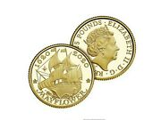 2020 400th Anniversary Of The Mayflower Voyage Two-coin Gold Proof Set