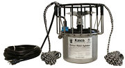 Kasco Marine Dock De-icer 1/2 Hp | 50ft Cord | Dock Deicer Bubbler | Ice Eater