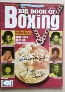 Michael Spinks And Leon Spinks Signed Boxing Magazine 76 Olympic Gold Medal Jsa
