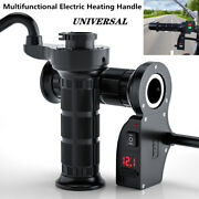 Motorcycle Modified With Switch Digital Electric Handle Adjustable Temperature