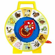 Fisher Price Classic Toys - The Farmer Says See 'n Say - Great Pre-