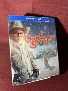 A Christmas Story Blu-ray + Dvd 2013 New 30th Anniversary Steelbook Sealed Oop