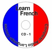 18 Cd Pack Learn How To Speak French Language Full Audio Course Easy/expert