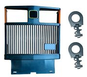 Front Grille And Clips Replaces Am116207 Am117975 Fits John Deere 415 425 445 455