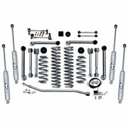 Rubicon Express For 97-06 Super-flex Standard Front And Rear Suspension Re7000t