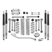 Rubicon Express For 97-06 Super-flex Standard Front And Rear Suspension -re7001m