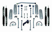 Rubicon Express For 07-18 Wrangler Superflex Standard Front And Rear Suspension