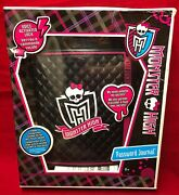 Monster High Password Locking Journal Diary Voice Activated Invisible Ink Mattel