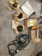 Vintage Military Jeep M38a1 Trailer Wiring Harness Kit With Lights Nos New
