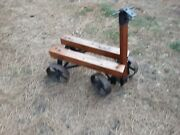 Antique Hit And Miss Gas Engine Cart