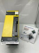 Fanuc A06b-6112-h026h550 Spindle Amp Module Exchange Only