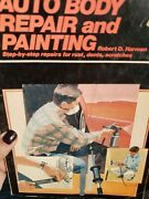Chiltons Auto Body Repair And Painting Step By Step Rust Dents Manual 9640