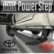 Amp Research Powerstep Power Running Boards 2007-2020 Toyota Tundra Cc Dc