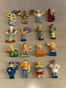 The Simpsons Assorted Burger King Toys Lot