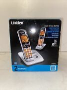 Uniden D1660-2 Caller Id Call Waiting Cordless Telephone 2 Handset New Sealed