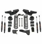 Readylift Suspension 6in Front 3.5in Rear Coil Spacer Lift K For 14-16 Dodge2500