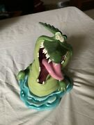 Walt Disney Classic Collection Figurines- Peter Pan Crocodile Tick Tock