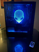 3d Alien Custom Gaming Pc Case Case Only Not Complete Pc