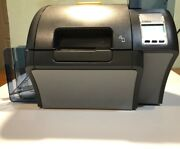 Zebra Zxp Series 9 Double Sided Reverse Thermal Image Transfer Printer