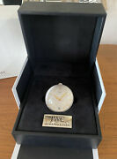 Desk Or Table Clock For 75 Yr Anniversary Portugieser Watches - Brand New