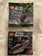 New/sealed Lego Star Wars 5001621 30053 Han Solo Hoth And Republic Attack Cruiser