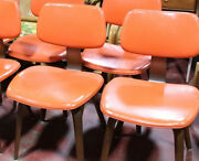 Bruno Weil For Thonet Plywood Dining Chairs2 Mid Century Modern Eames Dcw Era