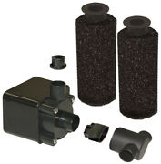 Beckett Submersible Pond And Waterfall Pump With Pre-filters