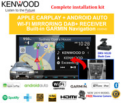 Kenwood Dnx9190dabs For Volvo Xc70 2003-2007 Stereo Upgrade