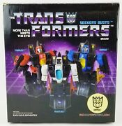 Transformers Dirge Seekers Bust Collector's Item Hasbro 2008 Diamond Select Nrfb