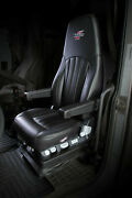 Minimizer Long Haul Ultra Leather Seat With Heat And Cool Climate Control 101362