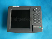 Lowrance Lms-522c Igps Built-in Antenna Gps Fishfinder Only Head And Cover