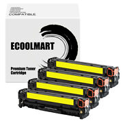 4y Toner Replace For Hp Ce322a 128a Color Laserjet Pro Cp1526nw Cm1416 Cm1412fn