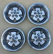 1971 Ford Mustang Sport Wheel Cover Set