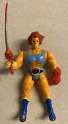 Vintage 1985 Ljn Thundercats Lion-o Red Sword Of Omens Claw Action Works