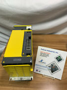 Fanuc A06b-6122-h030h553 Spindle Amp Module Exchange Only