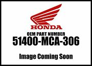 Honda 2012-2017 Goldwing Gl Right Front Fork Assembly 51400-mca-306 New Oem