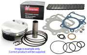 Wossner Piston Top End Rebuild Kit2 Cam Chain For Ktm350 Sxf 2016 - 2019