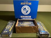 Lionel The Blue Comet Train Set 6-49617 Brand New In Box Never Used