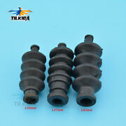 3pcs Rc Boat L34/37/42mm Rubber Bellows Radio Box Seals For Rc Boat
