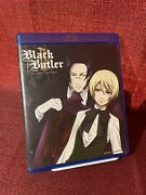 Black Butler The Complete Second 2nd Season Blu-ray Funimation Clean