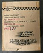 Sealed Factory Case Of 80 Johnny Lightning Muscle Car Ltd Edition 203-01 China