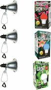 Miracleled 604973 Mega Grow Commercial Hydroponic Green House Led Bulbs