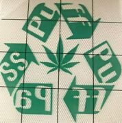 Puff Puff Pass Weed Vinyl Sticker Decal Tumbler Laptop Car Cup Pick Color/size