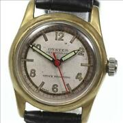 Rolex Oyster Antique 3478 Manual Winding Ladies Used Kbug5145 Used Japan Ems