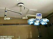 Operation Theater Surgical Luxor-501 Light Ot Surgical Lamp Wall Mounted Light @