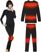 Sunwill Thermal Underwear For Men And Women Winter Clothing With Heated Baselayer