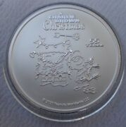 1 Oz. 2020 Peanuts - Charlie Brown Christmas 55 Years Rounds .999 Fine Silver