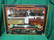 Gold Rush Express G-scale Train Set By New Bright No.186